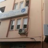 Photo taken at Nişanca Bilgi Evi by Nazan Güney Ç. on 11/9/2013