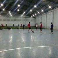 Photo taken at IFI Futsal Center by Alfonsa Constantin K. on 10/17/2012