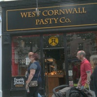 Photo taken at West Cornwall Pasty Co by Mark F. on 8/3/2013