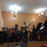 Photo taken at Музыкальная Школа Имени Артамонова by Милена К. on 5/25/2015