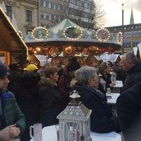 Photo taken at Schadowplatz by Kseniya A. on 12/16/2017
