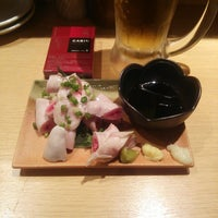 Photo taken at おとんば 中山店 by K Y. on 8/5/2013