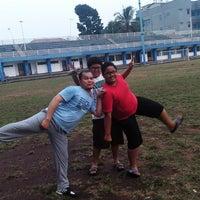 Photo taken at Stadion Persib by Abang G. on 12/4/2014