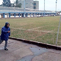 Photo taken at Stadion Persib by Abang G. on 11/5/2014