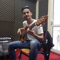 Photo taken at LAB Music Education by Thanos Z. on 1/11/2014