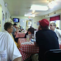 Photo taken at Angie's Restaurant by Lisa J. on 8/17/2013