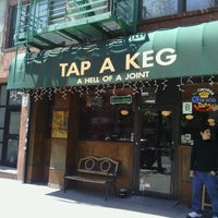 Photo taken at Tap a Keg by Lisa J. on 4/21/2013