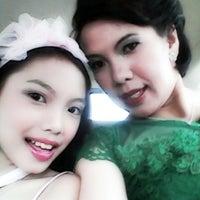Photo taken at Hotel Bumi Asih Jaya Bandung by Apriany L. on 6/14/2014