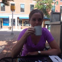 Photo taken at Brass Compass Cafe by Aaron T. on 7/3/2014