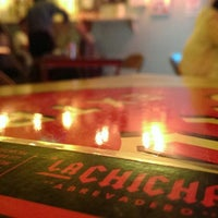 Photo taken at La Chicha by Nicolas F. on 11/1/2013