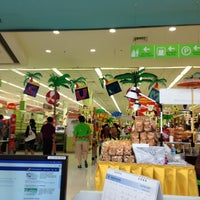Photo taken at Big C by Charoenchai W. on 4/14/2013