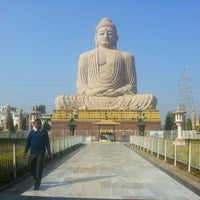 Photo taken at Great Buddha Statue by Yash S. on 12/8/2012