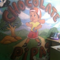 Photo taken at Chocolate Rei das Pipas by Sidney S. on 8/3/2013