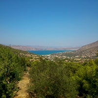 Photo taken at Καμπόλι by Michael D. on 8/9/2013