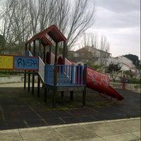 Photo taken at Parque Urbano de Via Rara by Jorge M. on 3/9/2014