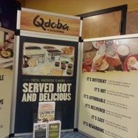 Das Foto wurde bei Qdoba Mexican Grill von Brownie am 10/13/2012 aufgenommen