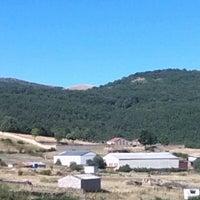 Photo taken at Palacios De La Sierra by Patricia G. on 8/11/2013