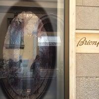 Photo taken at Brioni by Natallia H. on 6/23/2014