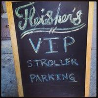 Photo taken at Fleishers Craft Butchery by Jon F. on 5/4/2013