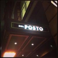 Photo taken at Del Posto by Jon F. on 1/14/2013