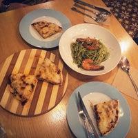 Photo taken at Joyeux Café by Karina Y. on 12/18/2014