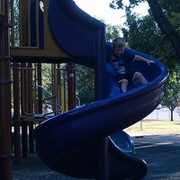 Photo taken at LaFortune Park by Amy P. on 9/14/2013