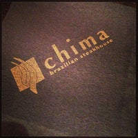 Photo taken at Chima Brazilian Steakhouse by Chris M. on 7/12/2013