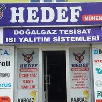 Photo taken at hedef muhendislik ltd sti by Gökalp Z. on 8/21/2013