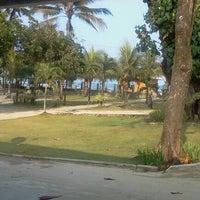 Photo taken at Pondok hexa ujung genteng by Clara F. on 9/21/2012