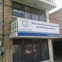 Photo taken at Dirección Académica Universidad Veracruzana SEA by Miguel R. on 8/8/2013
