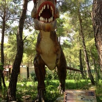 Photo taken at Dino Park by MAT on 8/24/2013