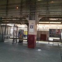 Photo taken at Newark Penn Station - Track 1 by Henrick O. on 1/24/2013
