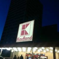 Photo taken at Kaufland by Razvu R. on 10/4/2013