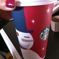 Photo taken at Starbucks by Boniie S. on 11/5/2012