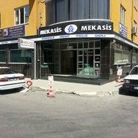 Photo taken at MEKASİS MÜHENDİSLİK by Necip U. on 8/20/2013