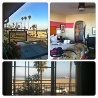 Photo taken at Hotel Milo Santa Barbara by Shawn C. on 9/17/2012