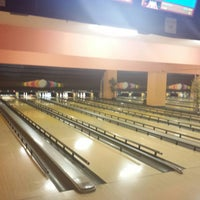 Photo taken at Baronen Bowling by lale burke on 2/4/2014