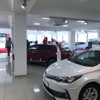 Photo taken at Toyota Plaza Tokullar by Sinem S. on 5/13/2017