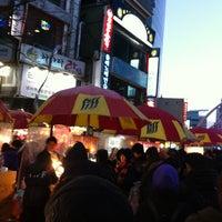 Photo taken at 씨앗호떡 by June J. on 1/4/2013