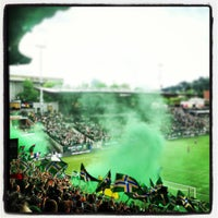 Photo taken at Providence Park by Colbie C. on 8/3/2013