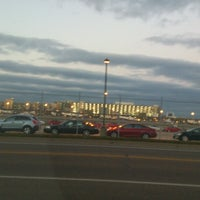 Photo taken at MSP Airport Cell Phone Lot by Nicholas F. on 10/21/2013