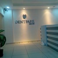 Photo taken at Dentpark by Mustafa Y. on 12/30/2014