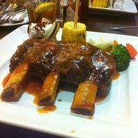 Photo taken at Wadihana Islamic Steakhouse by 🌀Mohd S. on 3/27/2013