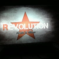 Photo taken at Revolution by Eileen D. on 1/11/2014