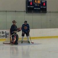 Photo taken at Columbus Ice Rink by Lara on 12/13/2013