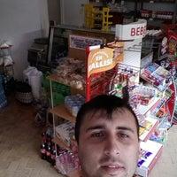 Photo taken at Ethem Market by Rıdvan A. on 8/10/2014