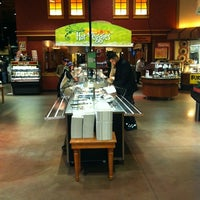 Photo taken at Wegmans Market Cafe by Marcus M. on 1/4/2013