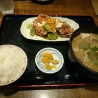 Photo taken at 武屋食堂 仙台中央店 by boook n. on 10/12/2015