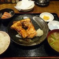 Photo taken at 武屋食堂 仙台中央店 by boook n. on 3/19/2015