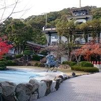 Photo taken at 上野山 福祥寺(須磨寺) by boook n. on 12/10/2017